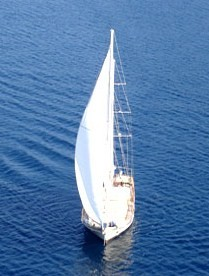 Chartering Aegean Cyclades