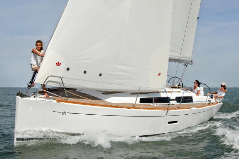 Dufour Charters Sailing Turkey