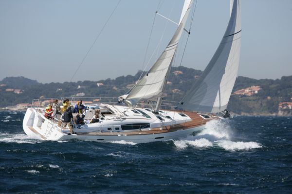 Yacht Rentals Greece. The Beneteau Oceanis 50
